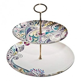 Denby Cosmic Cake Stand
