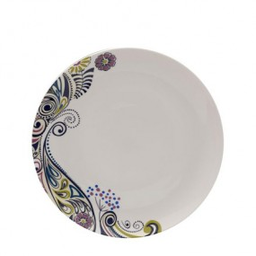 Denby Monsoon Cosmic Salad Plate (Cream)