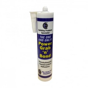 CT1 Power Grab & Bond Revolutionary Construction Adhesive 290ml