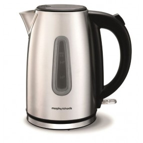 Morphy Richards Equip Jug Kettle Steel