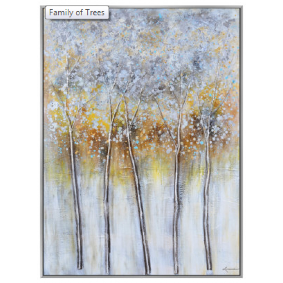 Scatter Box Family of Trees