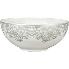 Monsoon Filigree Silver Dessert Bowl Kitchenware
