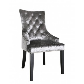 Charcoal Oscar Dining Arm Chair