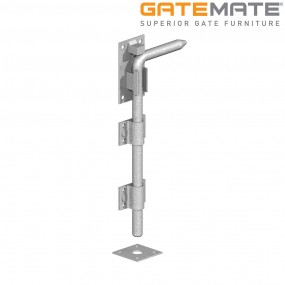 "Gatemate 18"" Garage Door Bolt Gate Accessories"