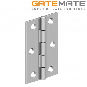"Gatemate 6"" Butt Hinges (150mm) Gate Accessories"