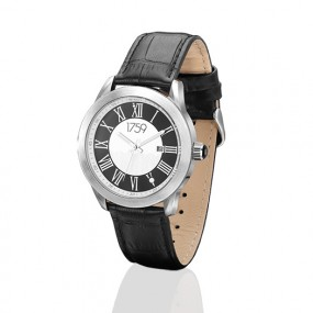 Guinness Gents Watch Black Strap Jewellery / Watches