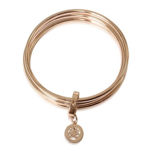 Rose Gold Plated Triple Bangles Giftware