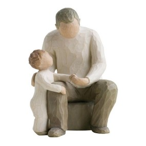 Willow Tree - Grandfather Figurine