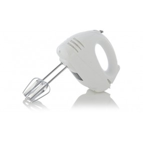 Russell Hobbs Hand Mixer 6 Speeds 125w - White Blenders / Smoothie Makers