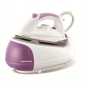 Morphy Richards Jet Steam Generator Iron - Pink