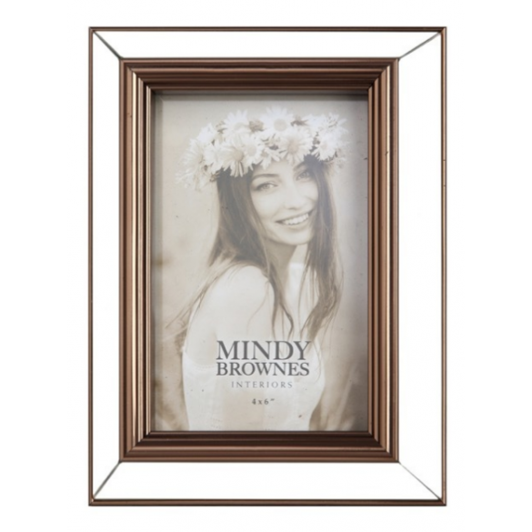 Mindy Brownes Cassie Frame 4x6 Photo Frames
