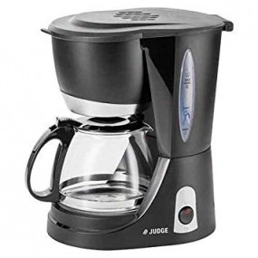 Judge 6-Cup Electricals Filter Coffee Machine with Glass Jug