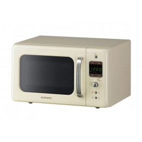 Daewoo Reto Coll. Cream Microwave Electrical