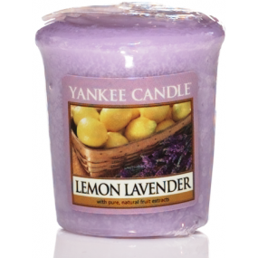Lemon Lavender Tea Light Giftware