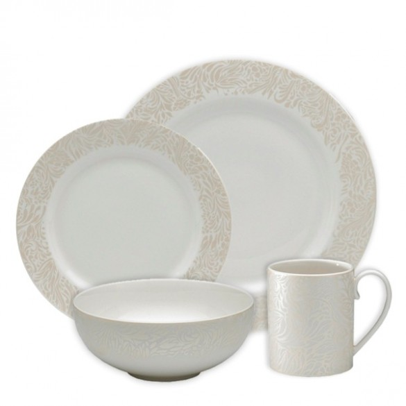 Denby Lucille Gold 16 Piece Boxed Set