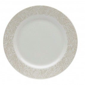 Denby Monsoon Lucille Gold Medium Plate