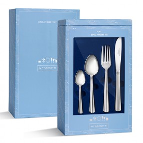 Newbridge Silverware Nova 24 Piece Cutlery Gift Box