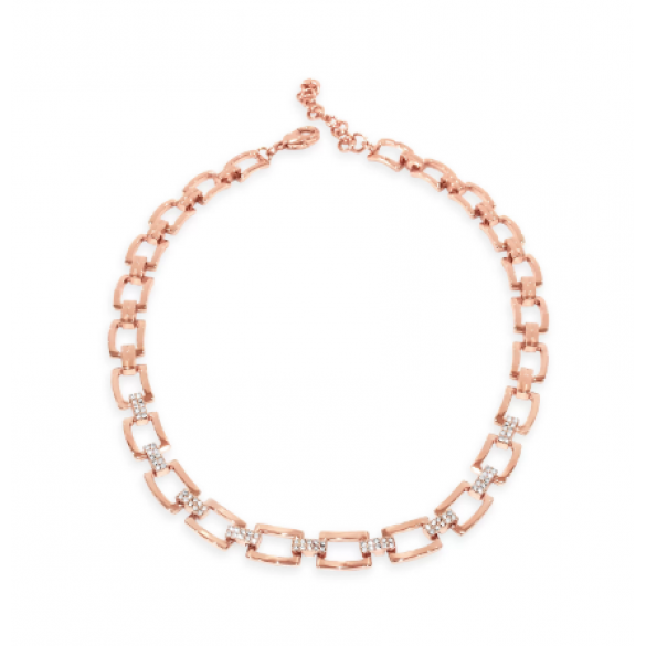 Rose Gold Necklace Giftware