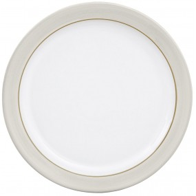 Denby Natural Canvas Medium Plate Dinnerware