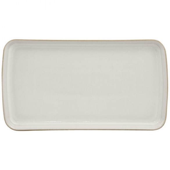SMALL RECTANGLE PLATTER NATURAL CANVAS Kitchenware