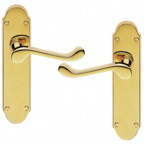 Carlisle Brass Oakley Lever Latch 170X42mm Door Furniture