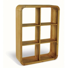Lounge Oak Petite, 6 Hole Shelf Furniture