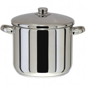 24cm Stockpot , 8.5l Judge Stockpots Kitchenware
