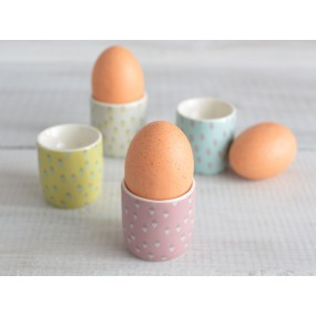 Pretty Retro Set Of 4 Egg Cups Kitchenware