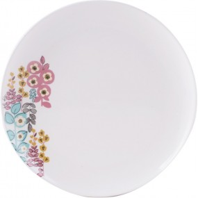 Katie Alice Retro Floral Dinner Plate