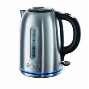 Russell Hobbs Quiet Boil Kettle - Stainless Steel