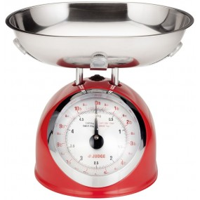 Judge Kitchen 5Kg Traditional Scale Rd Kitchenware
