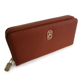 Tipperary Crystal Wallet Umbria Brown Giftware