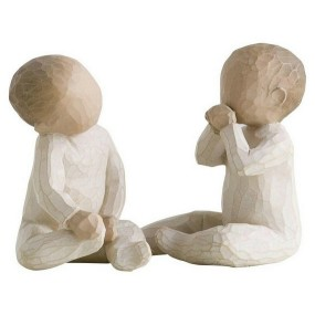 Two Together Figurines