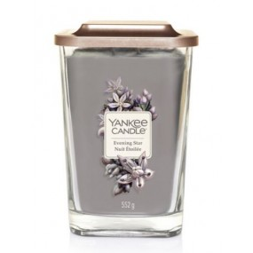 Yankee Candle Elevation Evening Star Large Jar