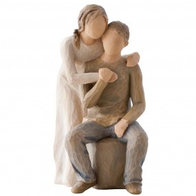 You and Me Figurines